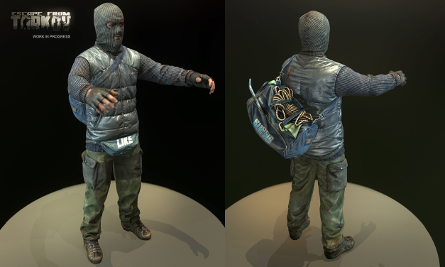 Escape from Tarkov: Sneak Peek of New Weapons And Level Elements
